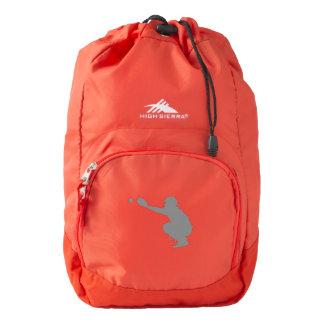Baseball Catcher Backpack