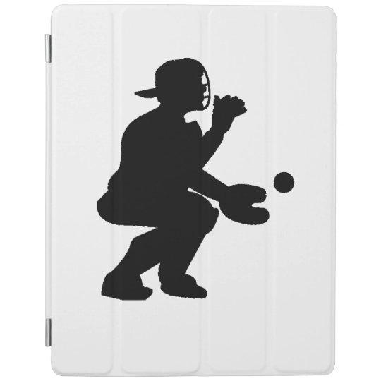 Baseball Catcher iPad Cover