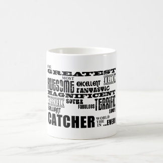 Baseball Catchers Greatest Catcher Coffee Mug
