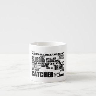 Baseball Catchers Greatest Catcher Espresso Cup