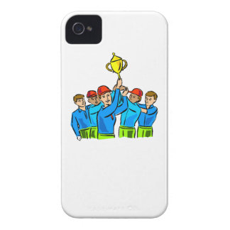 Baseball Championship iPhone 4 Case-Mate Cases