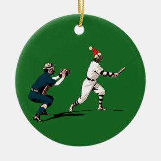 baseball christmas gift christmas ornament