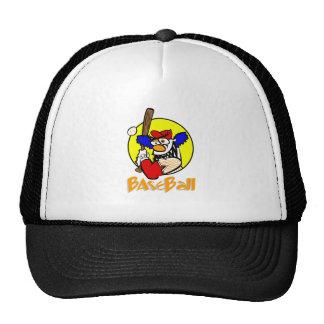 Baseball Clown Mesh Hats
