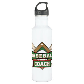 Baseball Coach 710 Ml Water Bottle