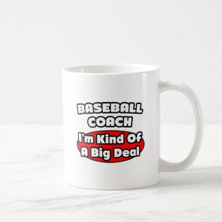 Baseball Coach..Big Deal Mugs