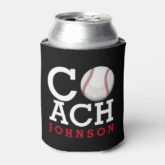 Baseball Coach Custom Name