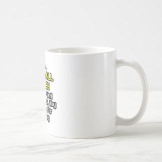 Baseball Coach .. Drink for a Living Coffee Mug