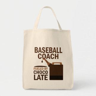 Baseball Coach Funny Gift Canvas Bag