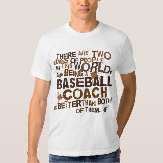 Baseball Coach (Funny) Gift Tees