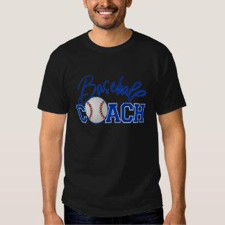 Baseball Coach T Shirt