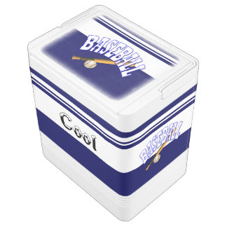 Baseball Cold storage Igloo Cooler