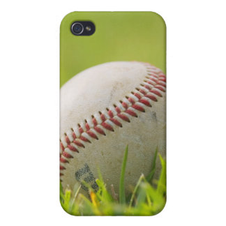 Baseball Cover For iPhone 4