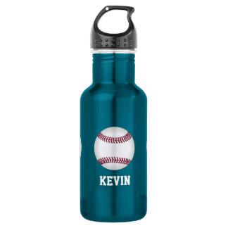 Baseball Custom 532 Ml Water Bottle