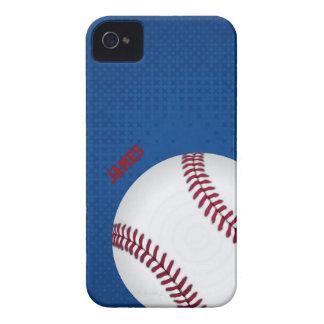 Baseball Custom iPhone 4 Case