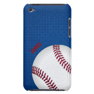 Baseball Custom iPod Touch Case