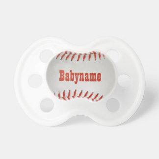 Baseball custom pacifier