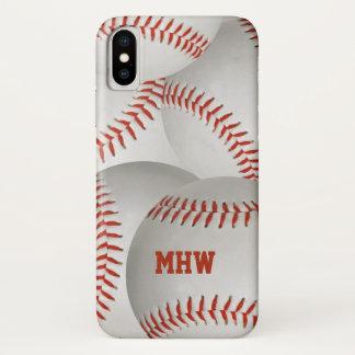 Baseball custom phone cases