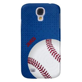 Baseball Custom Samsung S4 Case Galaxy S4 Case