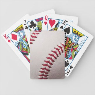 Baseball - Customized Bicycle Playing Cards