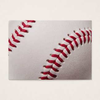 Baseball - Customized Business Card