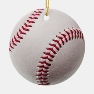 Baseball - Customized Christmas Ornament