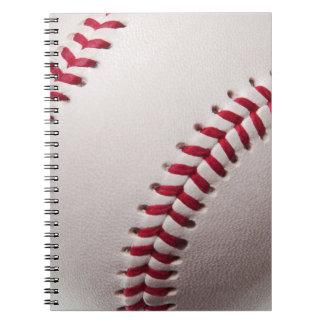 Baseball - Customized Notebooks