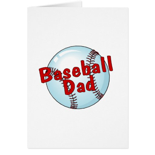 Baseball Dad Cards
