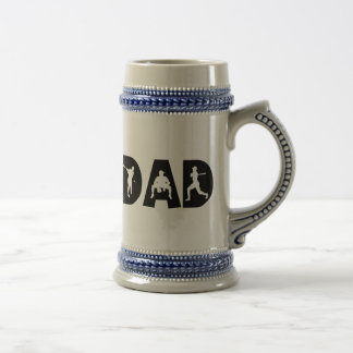 Baseball Dad Father's Day Beer Steins