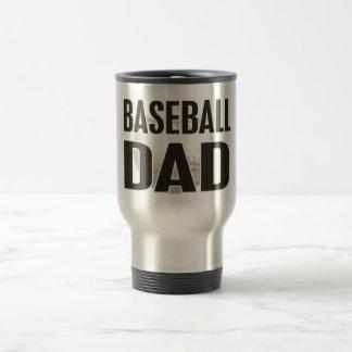 Baseball Dad Gifts Mug