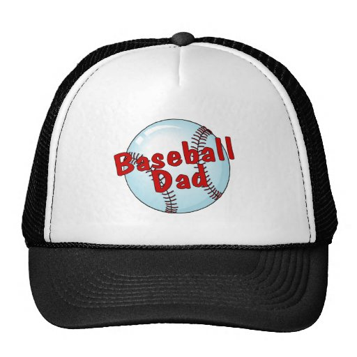 Baseball Dad Mesh Hats