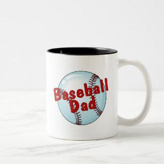 Baseball Dad Mug
