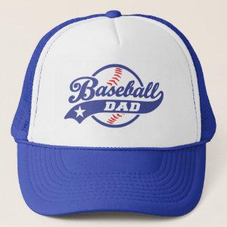 Baseball Dad Trucker Hat