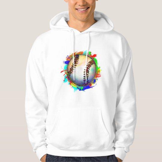 Baseball Design 2 hoodie