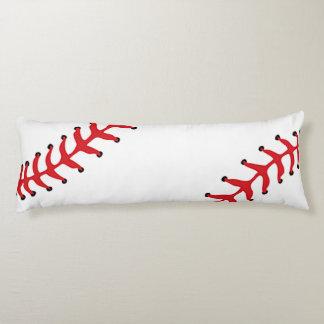 Baseball Design Body Pillow