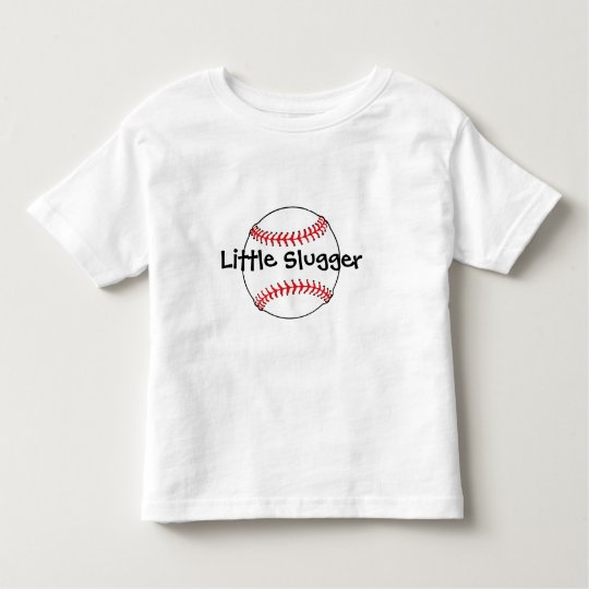 Baseball Design Customisable Kids Shirts