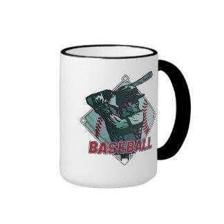 Baseball Diamond Batter Mug