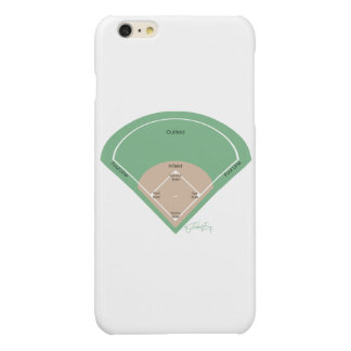 'Baseball Diamond' iPhone 6 Plus Case