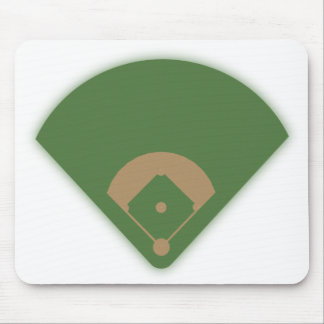 Baseball Diamond: Mouse Mat