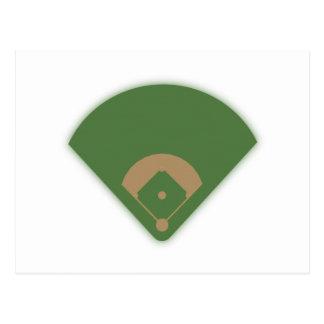 Baseball Diamond: Postcard