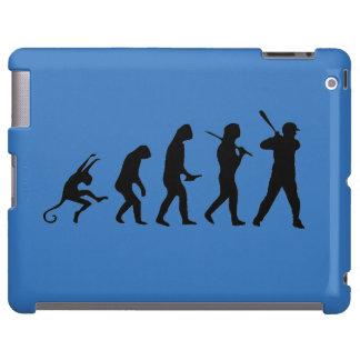 Baseball Evolution - Funny iPad Cases iPad Case