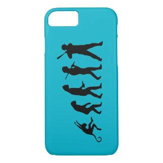 Baseball Evolution - Funny iPhone 7 Cases