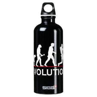 Baseball Evolution Water Bottle