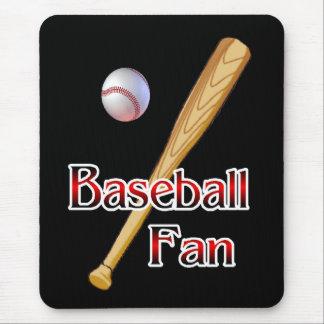 Baseball Fan Gifts Mouse Pad