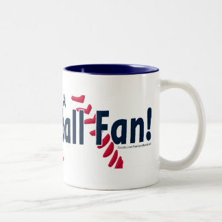 Baseball Fan Mug