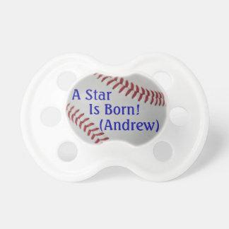 Baseball Fan-tastic_A Star is Born_personalized Dummy