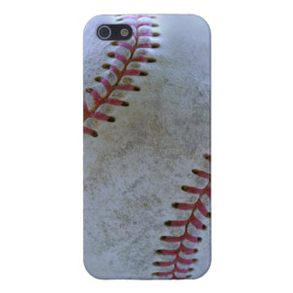 Baseball Fan-tastic_battered ball _autograph ready iPhone 5 Case