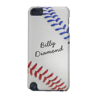 Baseball Fan-tastic_Color Laces_autograph style 1 iPod Touch 5G Cover