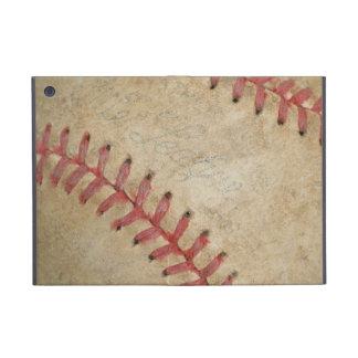 Baseball Fan-tastic_Dirty Ball _autograph ready Covers For iPad Mini