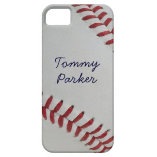 Baseball Fan-tastic pitch perfect autograph-style iPhone 5 Covers