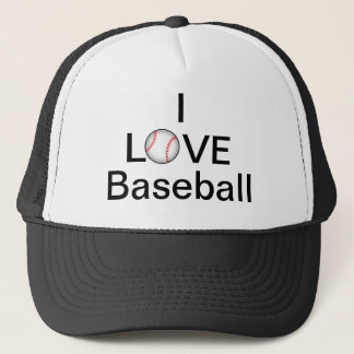 Baseball Fan Trucker Hat